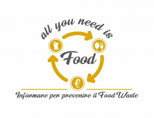 ALL YOU NEED IS FOOD – INFORMARE PER PREVENIRE IL FOOD WASTE