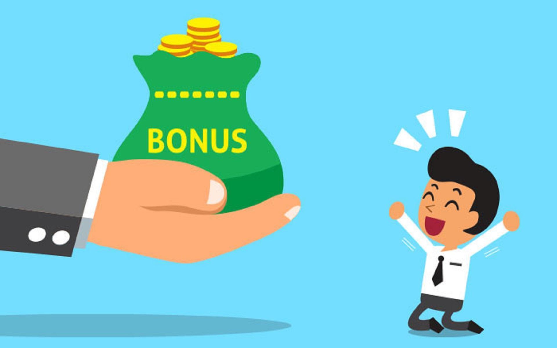 bonus 600 €