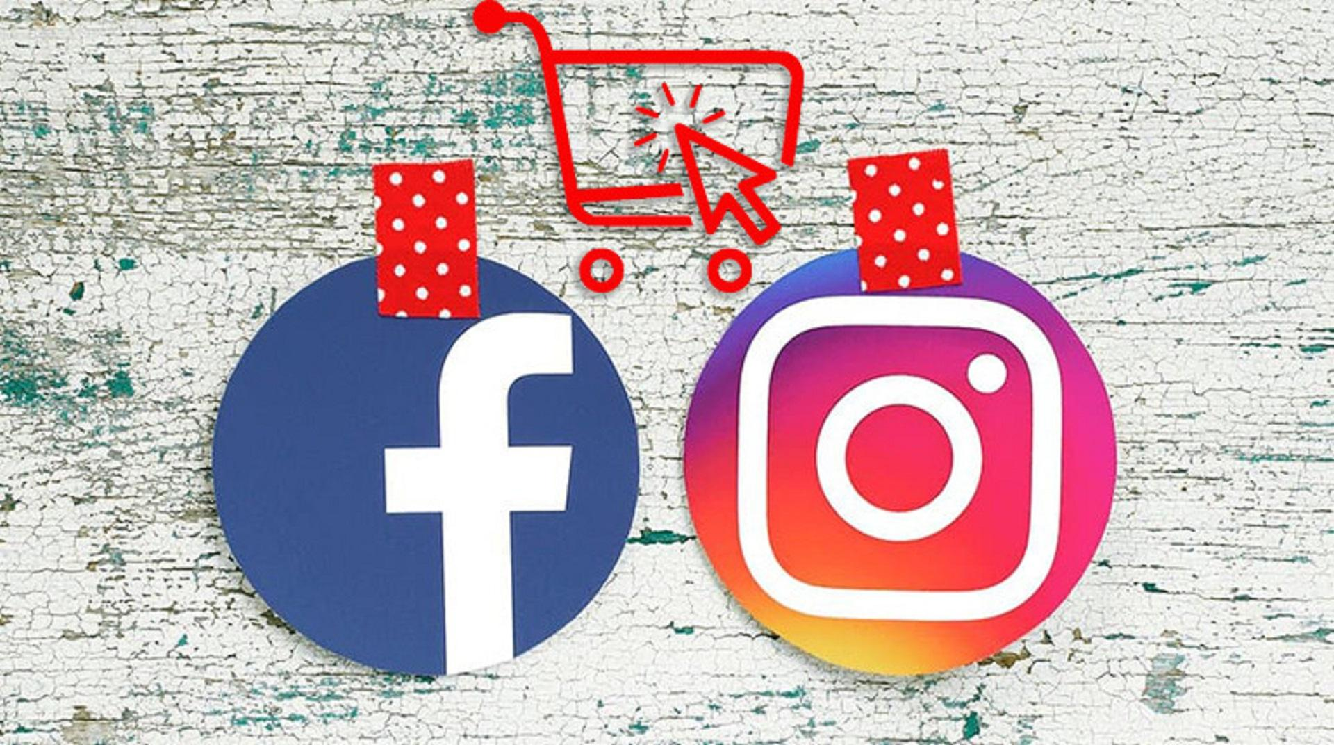 facebook e instagram shops